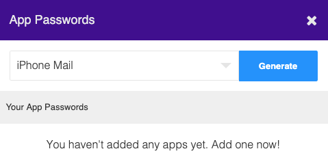 yahoo-mail-app-pass-create