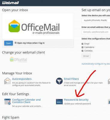 OffceMail-Pass